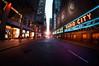 Radio city (Fabdub) Tags: newyork city nightshot manhattan usa radiocity pentaxk3 pentax1017mmfisheye nyc bigapple