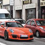Porsche 991 GT3 RS thumbnail