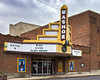 The WASHOE (Owen Dett) Tags: purple montana cinema theater film movie palace noir neon sign marquee yellow red brick old small city tickets vintage