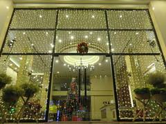 Vietnam - South Vietnam - Ho Chi Minh City - Christmas decoraions in Asian Ruby Hotel (JulesFoto) Tags: vietnam hochiminhcity saigon hotel