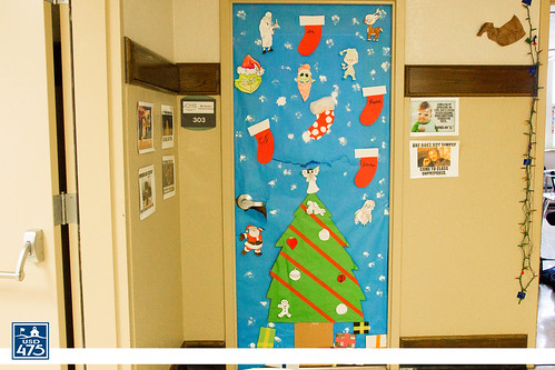 """2017 FSA X-Mas Doors • <a style=""""font-size:0.8em;"""" href=""""http://www.flickr.com/photos/150790682@N02/38350650994/"""" target=""""_blank"""">View on Flickr</a>"""