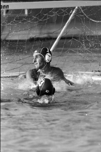 055 Waterpolo EM 1991 Athens