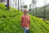 Tea estate worker (Aravindan Ganesan) Tags: portrait teaestate ooty avalanche greenery hillstation westernghat tamilnadu india