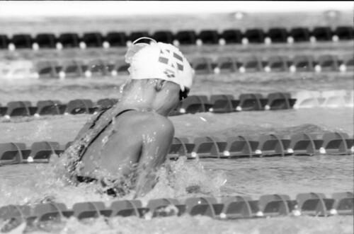 085 Swimming EM 1991 Athens