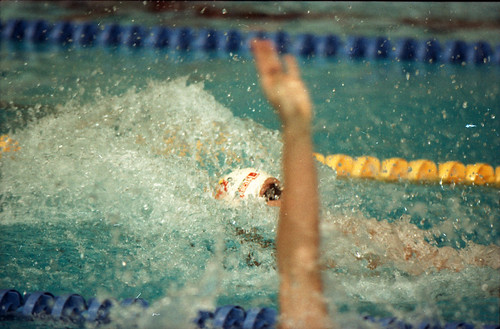 135 Swimming EM 1993 Sheffield