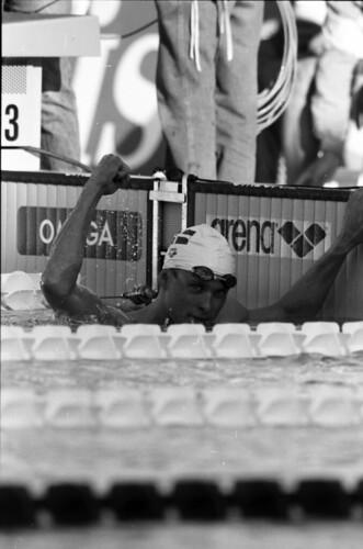 273 Swimming EM 1991 Athens