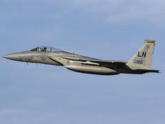 United States Air Force   McDonnell Douglas F-15C Eagle   84-0010 (MTV Aviation Photography (FlyingAnts)) Tags: united states air force mcdonnell douglas f15c eagle 840010 unitedstatesairforce mcdonnelldouglasf15ceagle usaf usafe raflakenheath lakenheath egul canon canon7d canon7dmkii