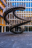 Dancing Queen (*Capture the Moment*) Tags: 2017 architektur art artwork fenster kpmg kunst munich münchen olafureliasson sonya7m2 sonya7mii sonya7mark2 sonya7ii sonyfe1635mmf4zaoss staircase stairs window windows