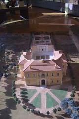 Rome, Italy - Villa Giulia (Etruscan Museum) - Villa Giulia Model (jrozwado) Tags: europe italy italia rome roma villagiulia museum archaeology etruscan villa model
