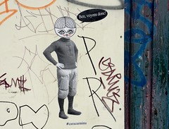Montreal 2017 (bella.m) Tags: caracarmina graffiti streetart urbanart montreal canada art sticker