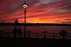 0260  © Kevin A Urquhart  Photography (ElitePhotobox2) Tags: liverpool mersey sunset birkenhead night landscape