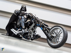 Vader's motorcycle - 42036+42050