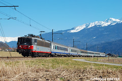 BB25595 sur TER Bourg St Maurice Chambéry vers Grésy sur Isère (philippedreyer1) Tags: