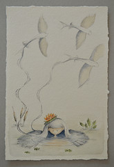 02 peces voladores ([silvicius]) Tags: silvicius silviaparravicini silvis dibujo drawing illustration ilustración