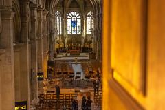Depuis la tribune (jérémydavoine) Tags: cathedral cathédrale cathédralenotredame église églisenotredame architecture lehavre seinemaritime normandie orgue orgues organ monumenthistorique monument unesco
