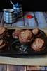 Muffin al cacao e nocciole 3 (Giovanna-la cuoca eclettica) Tags: muffin brunch break colors stilllife healthy healthyfood food