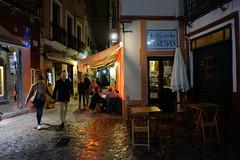 XE3F6193 (Enrique Romero G) Tags: bar restaurante cafe noche nocturna night lluvia rain sevilla spain fujixe3 fujinon18f2 teresas barrio santa cruz barriodesantacruz