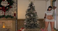 # 516  I TOLD YOU SO .. (Luckii's Charms) Tags: dahlia belleposes gossip exile whatnext applefall ariskea christmas decor lotd ootd festive slblog slblogger newblog 2ndlife cabin decoration