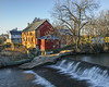 Sunrise at The Lidtke Mill (jackalope22) Tags: lidke mill lime springs ia iowa surise