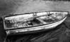 In the mud (rustyruth1959) Tags: nikon nikond5600 tamron16300mm uk england eastanglia norfolk cleynextthesea port harbour boat woodenboat yh52 wood vessel fishingboat mud channel ditch water lowtide outdoor bw monochrome blackwhite rope decay seat plank peelingpaint paint mooring