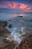 Marina (Antonio_Luis) Tags: ocaso puesta nube cielo mar mediterraneo cabodegata parque natural naturaleza landscape paisaje roca playa agua almeria andalucia