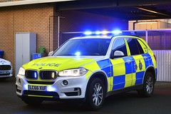 LC66 XUF (S11 AUN) Tags: cleveland police bmw x5 anpr armed response car arv traffic rpu roads policing unit 999 emergency vehicle lc66xuf