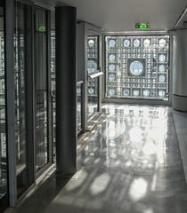 Arab World Institute (faasdant) Tags: arab world institute institut du monde arabe 1987 jean nouvel architect steel glass metallic brise soleil diaphragm modern architecture