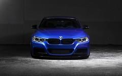 bmw-335i-f30-car-blue-front-night-1 (Jay.veeder) Tags: