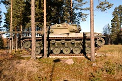 "M48A5 Norwegian  2 • <a style=""font-size:0.8em;"" href=""http://www.flickr.com/photos/81723459@N04/38892390001/"" target=""_blank"">View on Flickr</a>"