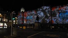 Edinburgh SCOTLAND (ianharrywebb) Tags: iansdgitalphotos edinburgh xmas christmas nightshots adventcalendar registerhouse