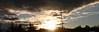 Sunset (Explore 13 dic.2017) (Paolo Bonassin) Tags: italy emiliaromagna zolapredosa tramonto sunset clouds nubi wolke