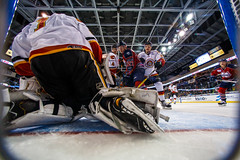 "Kansas City Mavericks vs. Kalamazoo Wings, November 29, 2017, Silverstein Eye Centers Arena, Independence, Missouri.  Photo: © John Howe / Howe Creative Photography, all rights reserved 2017 • <a style=""font-size:0.8em;"" href=""http://www.flickr.com/photos/134016632@N02/23880421727/"" target=""_blank"">View on Flickr</a>"