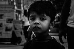 Dreams (Rishabh_Sharma_In) Tags: portrait people street black white emotions cute life child canon dark darkness lonely dream dreaming photography photoshop lightroom eos deep action soul reaction nothingness adobe christmas india festivals 1200d