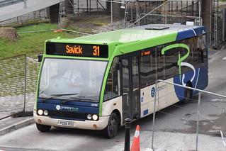 PB 20789 @ Preston bus station