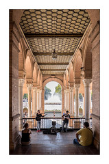 (floguill) Tags: andalousie seville fuji xt1 1855 placedespagne