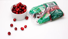 Cranberries on a White Background (wuestenigel) Tags: food ingredient berry cranberry red isolated fruit many white noperson keineperson desktop lebensmittel health gesundheit isoliert closeup nahansicht healthy gesund color farbe batch stapel nutrition ernährung market markt sweet süss delicious köstlich business geschäft isolate isolieren