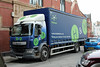 H & M Distribution PN15 HYO, DAF LF in St George's Place, Cheltenham (majorcatransport) Tags: cheltenham daf daflf brakes h m