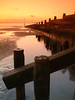 Wittering 01 (david.hogan7) Tags: breakers groins sand beach wittering west reflections pool south coast uk sussex sunset