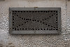 Concetto Spaziale (Spatial Concept) (Goran Patlejch) Tags: holes drilled ventilation perforated brno grill