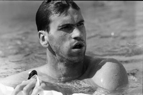 320 Swimming EM 1991 Athens