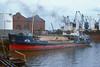 Hopper No26 Glasgow  1976 (MarkP51) Tags: hopperno26 glasgow 1976 dredger hopper kodachrome ii slide film scan ship boat vessel water nikon d7100 d7200 sunshine sunny maritimephotography