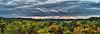 IMG_5038-40PRtzl1TBbLGER (ultravivid imaging) Tags: ultravividimaging ultra vivid imaging ultravivid colorful canon canon5dmk2 clouds stormclouds sunsetclouds scenic vista rural fields farm pennsylvania pa panoramic painterly evening autumn autumncolors twilight landscape sky