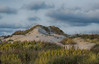 Cape Hatteras dunes (Theresa Rasmussen) Tags: outerbanks obx ocean outer banks sunrise pier north carolina longexposure northcarolina nagshead fall sunrisepink beach