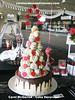 487 (Carol's Cakes & Classes, Broken Hill) Tags: wedding cakes croquembouche white chocolate drizzle cake