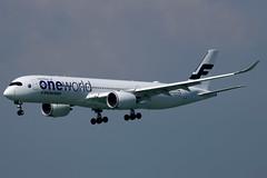 OH-LWB Airbus A350-941 FIN  Hong Kong (Jetstar31) Tags: ohlwb airbus a350941 fin hong kong