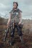 Tuntematon REDUX (mrksaari) Tags: d750 2470mmf28g portrait movie promo tuntematon redux swamp soldier costume finland profoto b2 gun
