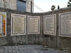 51 - Keresztelő Szent János születésének templomának udvara / Nádvorie Kostola Narodenia sv. Jána Krstiteľa