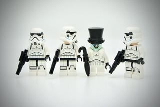 LEGO Stormtrooper The Penguin