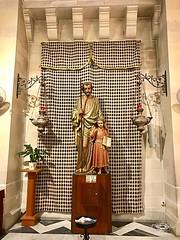 24 - Szent József templom - Szent József szobor / Kostol sv. Jozefa - socha sv. Jozefa