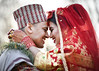 Prema (Grant 1141) Tags: namalo love wedding nepal nepali red gold husband wife temple outdoor outside natual light nikon professional pro profile d810 70200 tamron color photo maryland